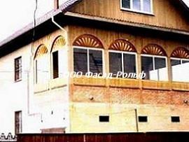 Устройство «мокрого»  фасада 3