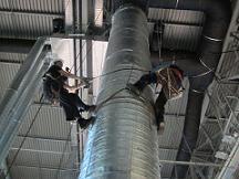 Вентиляция воздуховоды монтаж