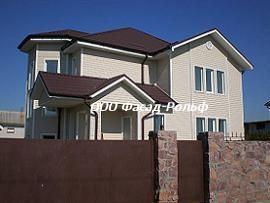 Ремонт фасадов загородных домов