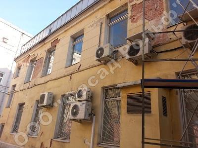 Штукатурка фасада цена работ