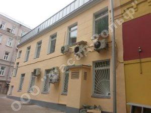Ремонт штукатурного фасада