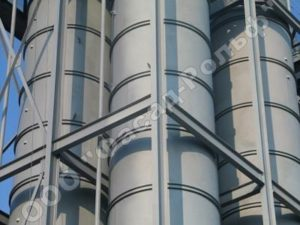 Оказание услуг по покраске металлоконструкции