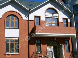 Чистка фасада